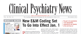 Clinical Psychiatry News