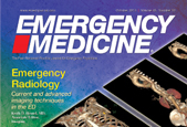 Emergency Medicine News cover