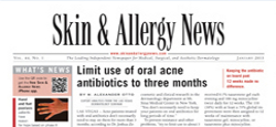 Skin and Allergy News